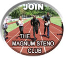 Join The Magnum Steno Club