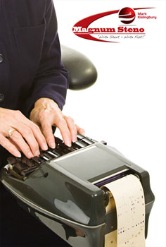 Write Short, Write Fast! With Magnum Steno Speed Building